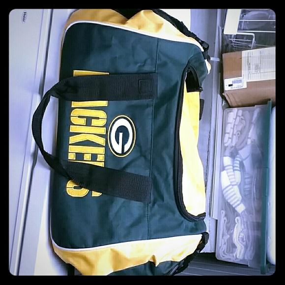 70de8e4378 GREEN BAY PACKERS Bag. M 5c7ebe49c61777f09f200755